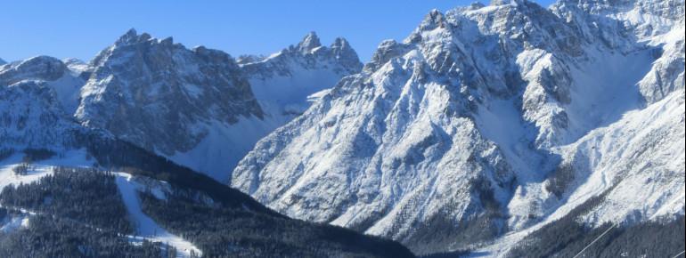 Das Areal erstreckt sich bis auf über 2.000 Meter