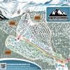 Pistenplan Shames Mountain
