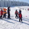 Skikurs am Skilift Siegmundsburg