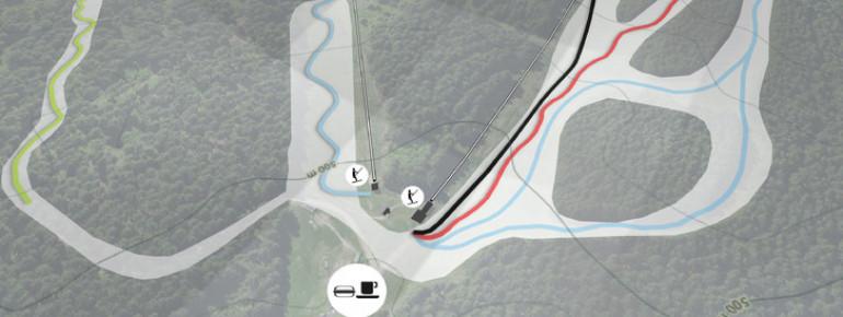Pistenplan Ski Alpinum Schulenberg