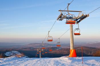 Bei gutem Wetter hast du einen tollen Ausblick über die Regionen Dolenjska und Bela Krajina.