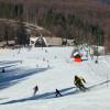 Neben der Sesselbahn sorgen fünf Schlepplifte für die Beförderung der Wintersportler.
