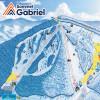 Pistenplan Sommet Gabriel