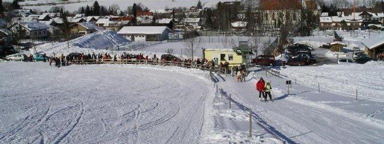Pistenplan Skilift Argental Weitnau