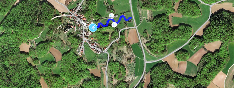 Übersicht Skilifte Hohensteiner Hof