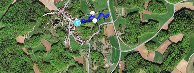 Pistenplan Skilifte Hohensteiner Hof