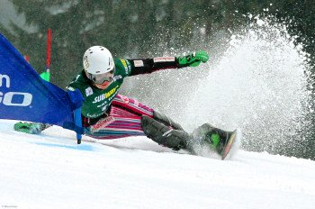 Beim Snowboard Weltcup messen sich die Größen des Snowboardsports. Ein Rahmenprogramm unterhält auch zwischendurch die Zuschauer.