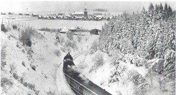 In Winterberg ist auch die Anreise mit dem Zug möglich.