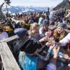 Hüttengaudi in der SkiWelt