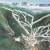 Pistenplan Skigebiet Sky Mountain Beidahu