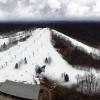 Klein aber fein: 8 Hektar groß ist das Skigebiet Snow Creek.