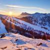 Auch nach dem Skifahren hat Soriška Planina einiges zu bieten.