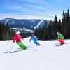 25 Pistenkilometer warten auf Skifahrer und Snowboarder.
