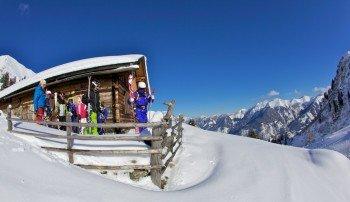 Berghütte in Gastein