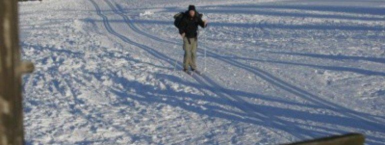 Das Gebiet rund um St. Andreasberg ist ein wahres Eldorado für Langläufer