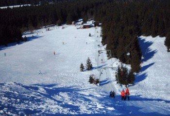 Das Skistadion Sonnenberg gehört mit einer Höhe von bis zu 853 Mtern zu den höchstgelegenen in Niedersachsen