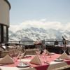Haubenküche mit Alpenpanorama erwartet dich in der Verwallstube.