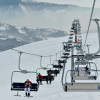Das Skigebiet erstreckt sich bis auf über 2.100 Meter