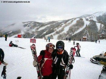 """""""Familienfoto"""" an der Bergstation der Gondola!"""
