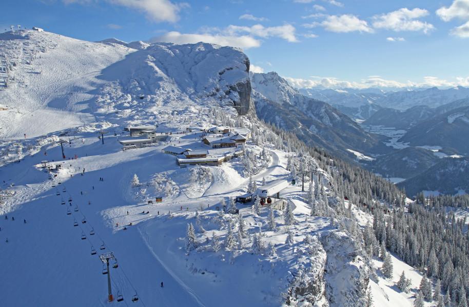 Skigebiet Steinplatte Skiurlaub Skifahren Testberichte