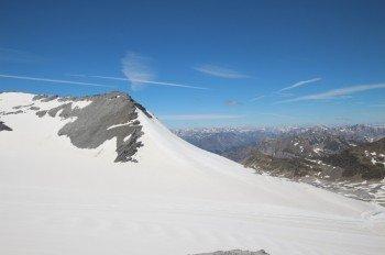 Von der Bergstation Livrio, an der sich auch ein Restaurant befindet, genießt man eine einmalige Aussicht