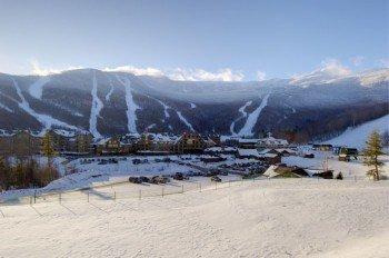 Stowe liegt im Norden Vermonts.