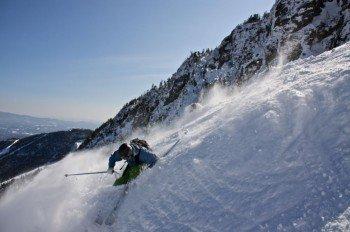 Skifahrer aller Könnerstufen werden hier fündig.