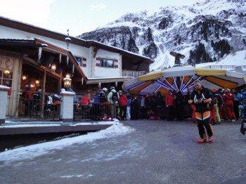Après-Ski am Alpensporthotel Mutterberg