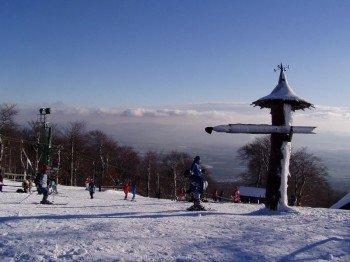 Skigebiet für die ganze Familie.