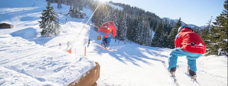 Family Action Day im Skiparadies Sudelfeld