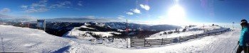 Blick vom Gipfel von Mt. Lincoln© Benjamin ChunCC BY-SA 2.0