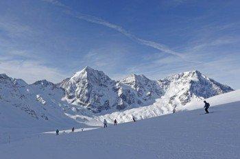 Wintersportler können sich hier auf über 40 km Pisten freuen.