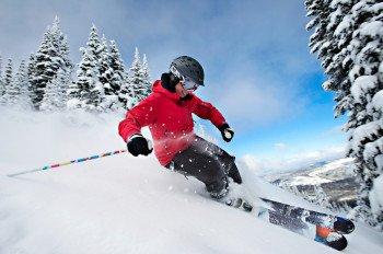 Neben der 5 Mile und den beiden Bowls Crystal und Toilet Bowl, gibt es auch noch die Möglichkeit zu erfahren, was echtes Powder Skiing bedeutet. Für jeden wird hier etwas geboten!
