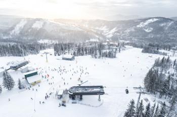 Mehr als 30 Pistenkilometer bietet das Szczyrk Mountain Resort.