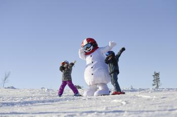 Skiurlaub für die ganze Familie