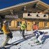 Höchste steirische Skihütte mit Panoramarundblick