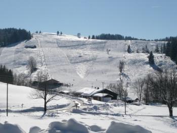 Die Thalerhöhe Skilifte warten mit leichten bis mittelschweren Abfahrten auf