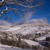 Todtnauberg: Ein nach Süden hin offenes Hochtal auf 1000-1400 Metern.