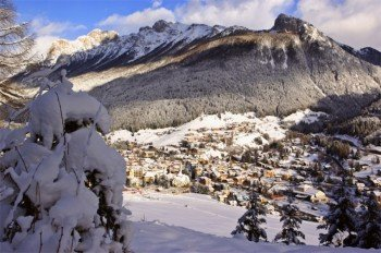Skiarea Trevalli - Moena.