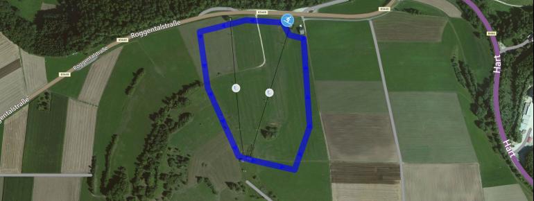Pistenplan Treffelhausen