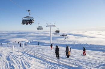Insgesamt gibt es 31 Skilifte in Trysil.