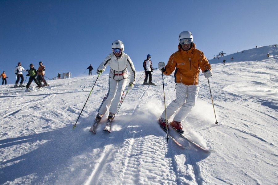 Schneeh hen turracher h he schneebericht for Turracher hohe skigebiet