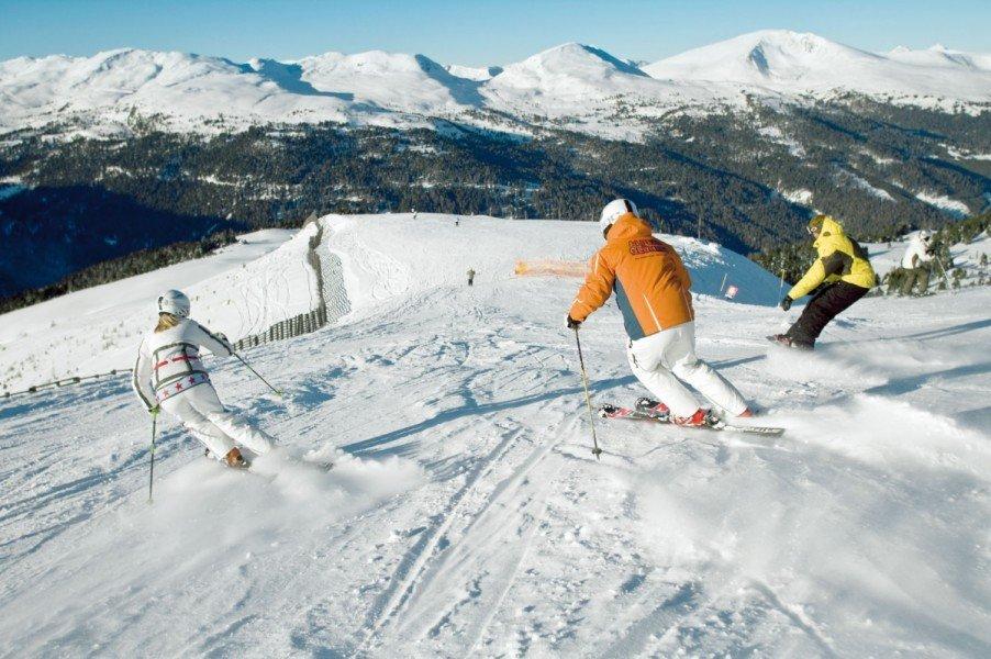 pistenplan turracher h he offene lifte pisten ForTurracher Hohe Skigebiet