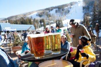 Kulinarische Highlights während des Skifahrens.
