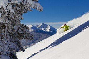 Vail - ein Traum für jeden Skifahrer.