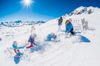 Val d'Isere bietet Skivergnügen für alle Könnerstufen