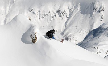 Unpräparierte Pisten sollten nur von erfahrenen Skifahrern befahren werden