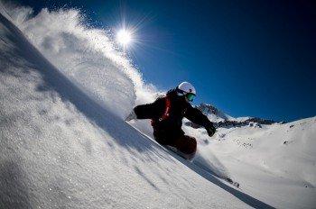 Das südamerikanische Skigebiet Valle Nevado zählt zu den anspruchsvolleren Gebieten der Südhalbkugel.