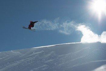 Das Wintersportgebiet liegt auf einer Höhe von 2860 bis 3670 Meter.