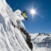 Freeriding im Valle Nevado